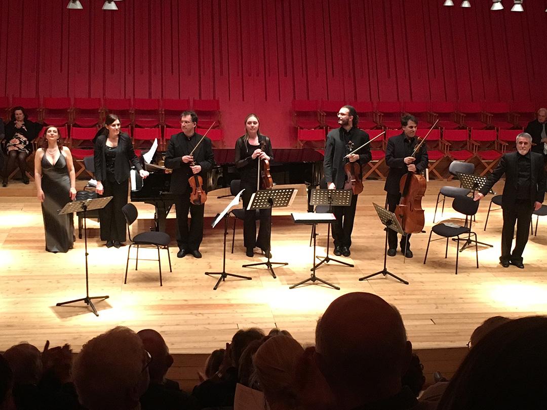 Ensemble In Canto